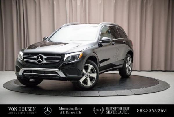 2019 Mercedes-Benz GLC in El Dorado Hills, CA