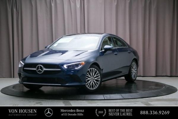 2020 Mercedes-Benz CLA in El Dorado Hills, CA