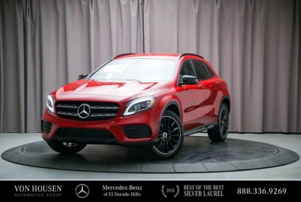 2020 Mercedes-Benz GLA in El Dorado Hills, CA