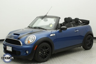 Used Mini Cooper Convertible >> Used Mini Convertibles For Sale Search 476 Used Convertible