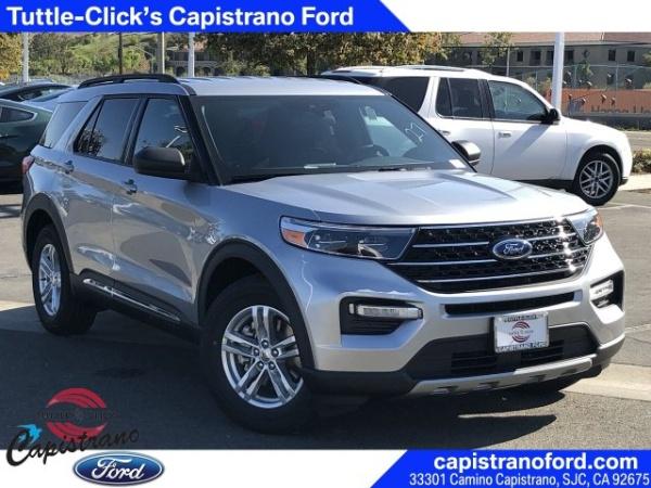 2020 Ford Explorer in San Juan Capistrano, CA