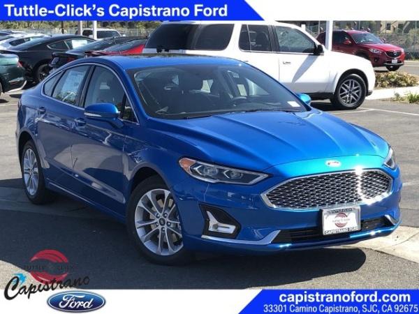 2020 Ford Fusion in San Juan Capistrano, CA