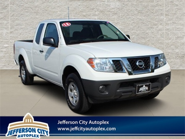 2018 Nissan Frontier in Jefferson City, MO