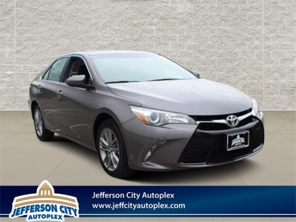 2017 Toyota Camry in Jefferson City, MO