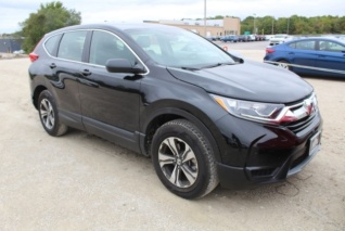 Used 2017 Honda CR V LX AWD For Sale In Jefferson City, MO