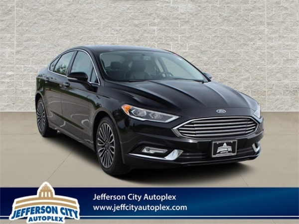 2018 Ford Fusion in Jefferson City, MO