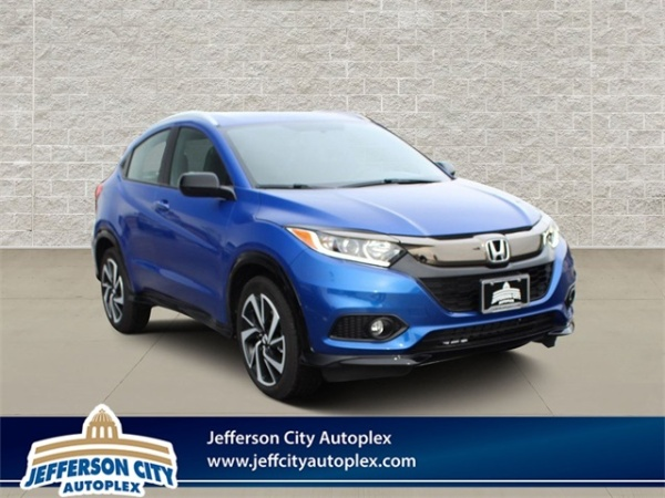 2020 Honda HR-V in Jefferson City, MO