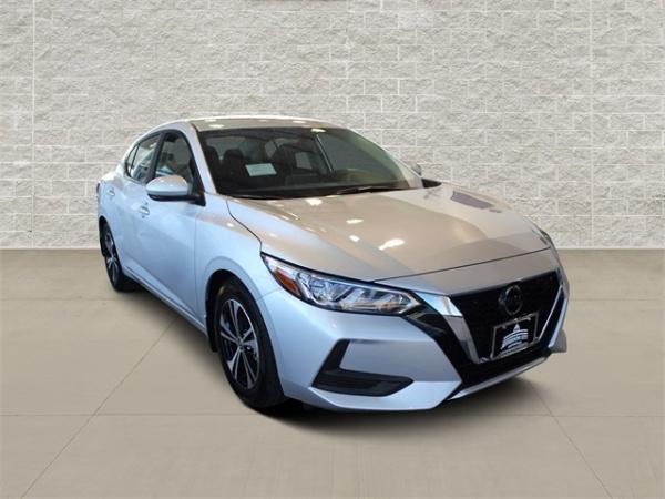 2020 Nissan Sentra in Jefferson City, MO