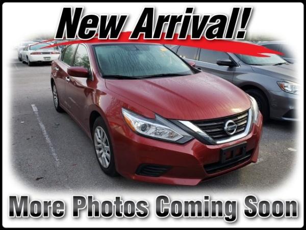 2016 Nissan Altima in Jacksonville, FL