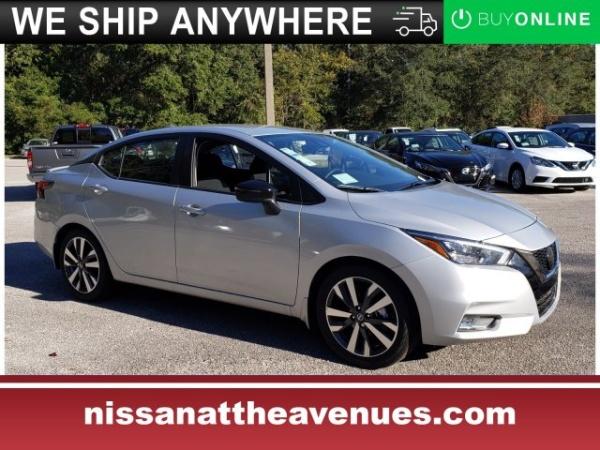 2020 Nissan Versa in Jacksonville, FL