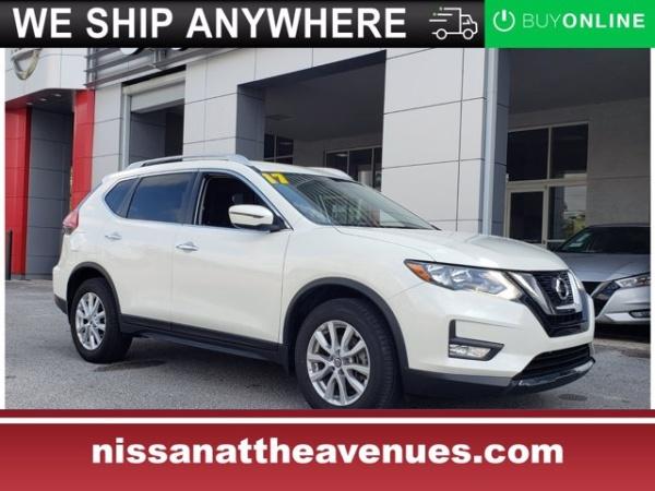 2017 Nissan Rogue in Jacksonville, FL
