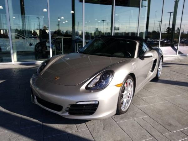 2016 Porsche Boxster For Sale In Highland Park Il