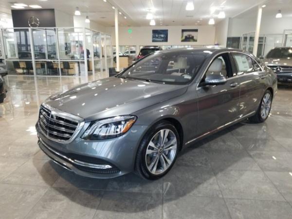 2020 Mercedes-Benz S-Class in Tulsa, OK