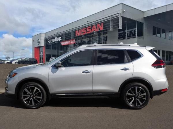 2019 Nissan Rogue in Puyallup, WA