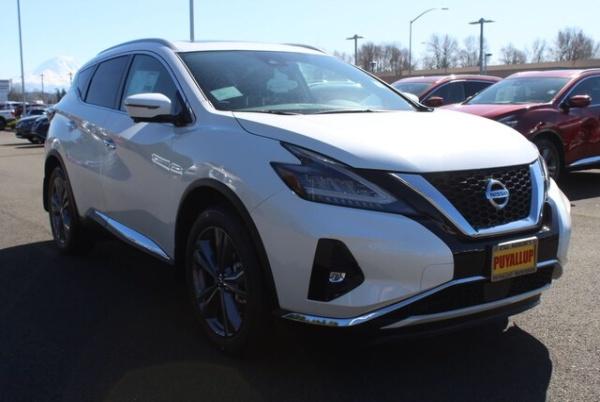 2020 Nissan Murano in Puyallup, WA