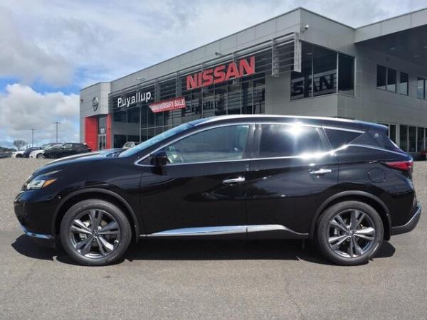 2019 Nissan Murano in Puyallup, WA