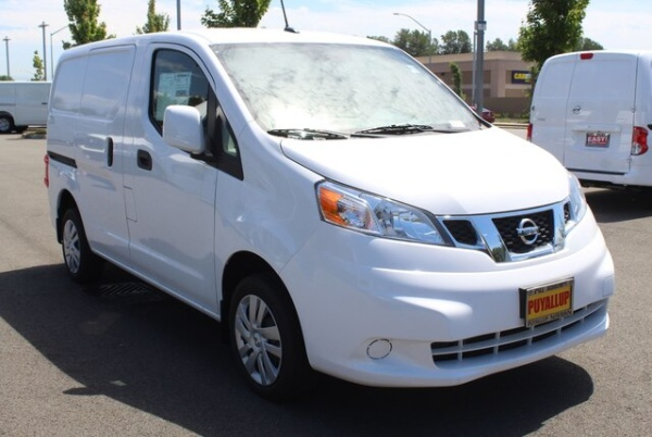 2020 Nissan NV200 Compact Cargo in Puyallup, WA