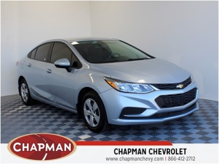 Used 2017 Chevrolet Cruze LS With 1SB Sedan Automatic For Sale In Tempe, AZ