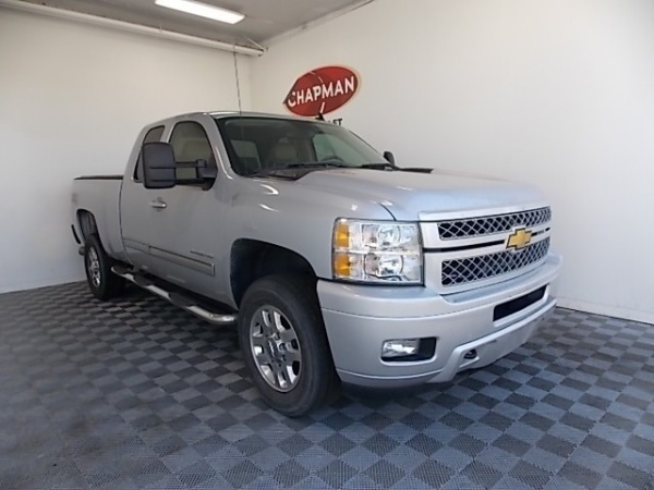2013 Chevrolet Silverado 2500HD in Tempe, AZ