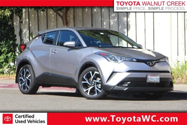 2018 Toyota C-HR in Walnut Creek, CA