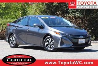 Used 2017 Toyota Prius Prime Premium For Sale In Walnut Creek, CA