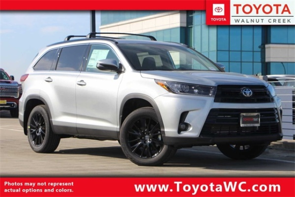 2019 Toyota Highlander in Walnut Creek, CA