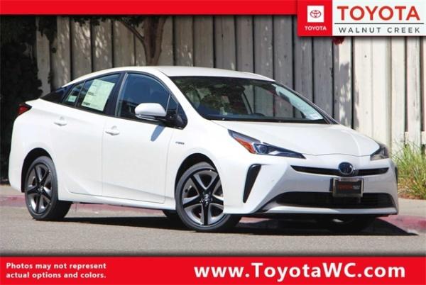 2019 Toyota Prius in Walnut Creek, CA