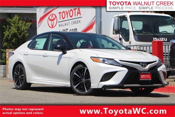 2020 Toyota Camry in Walnut Creek, CA