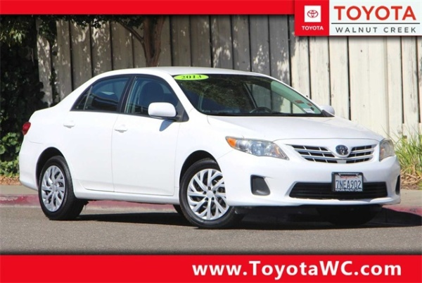 2013 Toyota Corolla in Walnut Creek, CA