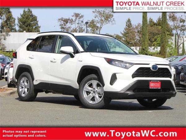 2020 Toyota RAV4 in Walnut Creek, CA