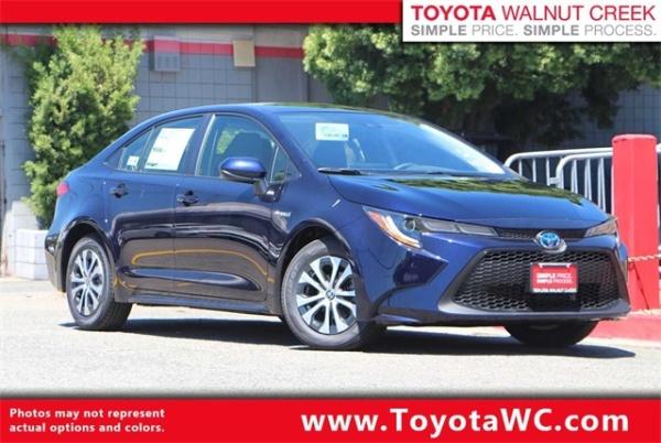 2021 Toyota Corolla in Walnut Creek, CA