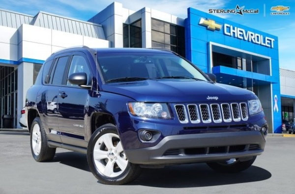 2017 Jeep Compass in Houston, TX
