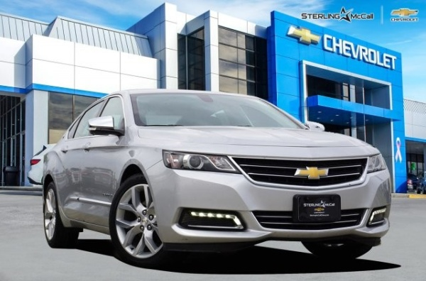 2019 Chevrolet Impala in Houston, TX