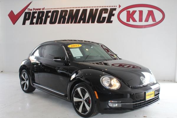 2013 Volkswagen Beetle in Everett, WA