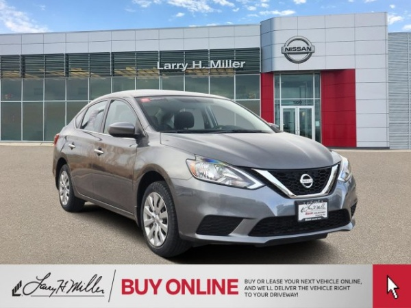 2017 Nissan Sentra in Highlands Ranch, CO