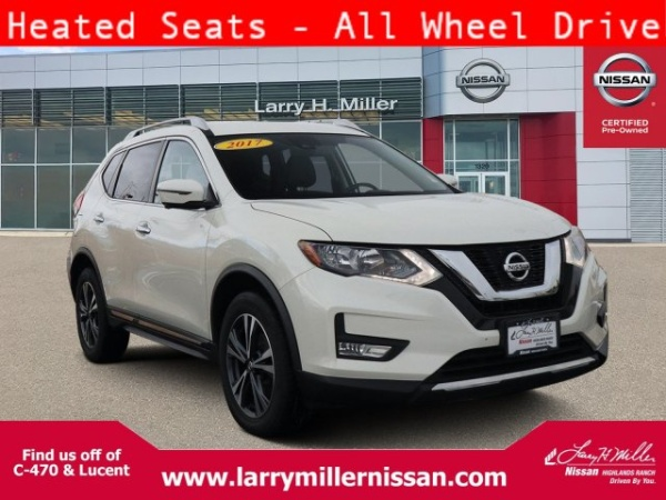 2017 Nissan Rogue in Highlands Ranch, CO