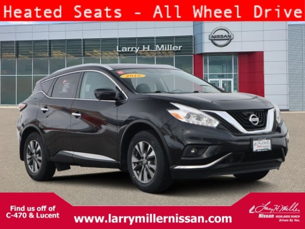 2016 Nissan Murano in Highlands Ranch, CO