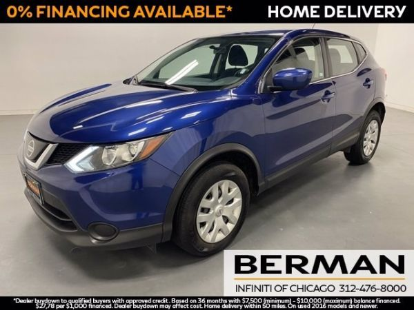 2019 Nissan Rogue Sport in Chicago, IL