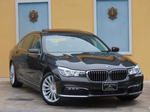 2016 BMW 7 Series in Lexington, KY