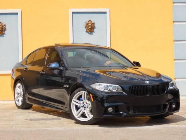2016 BMW 5 Series in Lexington, KY