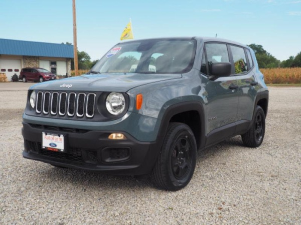 2018 Jeep Renegade in Middletown, IN