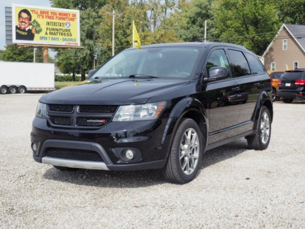 2017 Dodge Journey in Middletown, IN