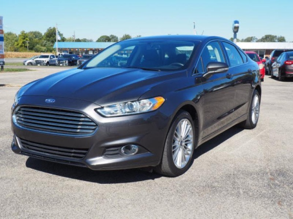 2016 Ford Fusion in Middletown, IN