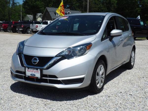 2019 Nissan Versa in Middletown, IN