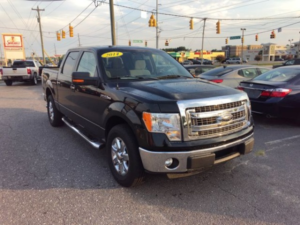 2014 Ford F-150 in Fayetteville, NC