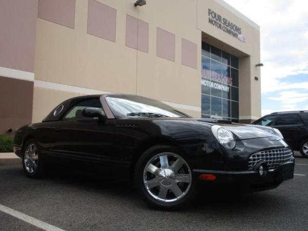 2002 Ford Thunderbird in Chandler, AZ