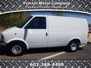 Used Chevrolet Astro Cargo Van For Sale Search 14 Used Astro Cargo