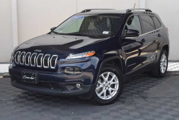 2015 Jeep Cherokee in San Antonio, TX