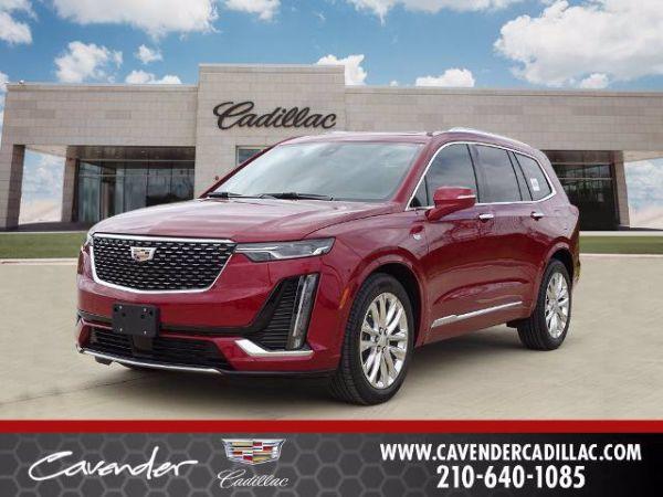 2020 Cadillac XT6 in San Antonio, TX