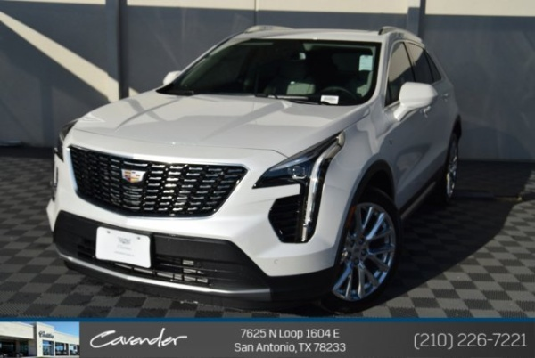 2019 Cadillac XT4 Premium Luxury FWD For Sale in San Antonio
